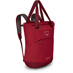 Osprey Daylite Tote Pack, cosmic red